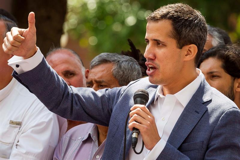 EE.UU., Brasil, Colombia, Perú, Ecuador y Canadá reconocen a Guaidó como presidente legítimo de Venezuela