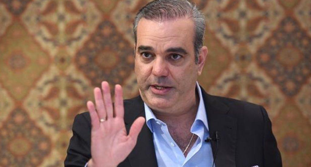 """Luis Abinader: """"Si aquí pasa la reelección, es porque ceden los de Leonel"""""""