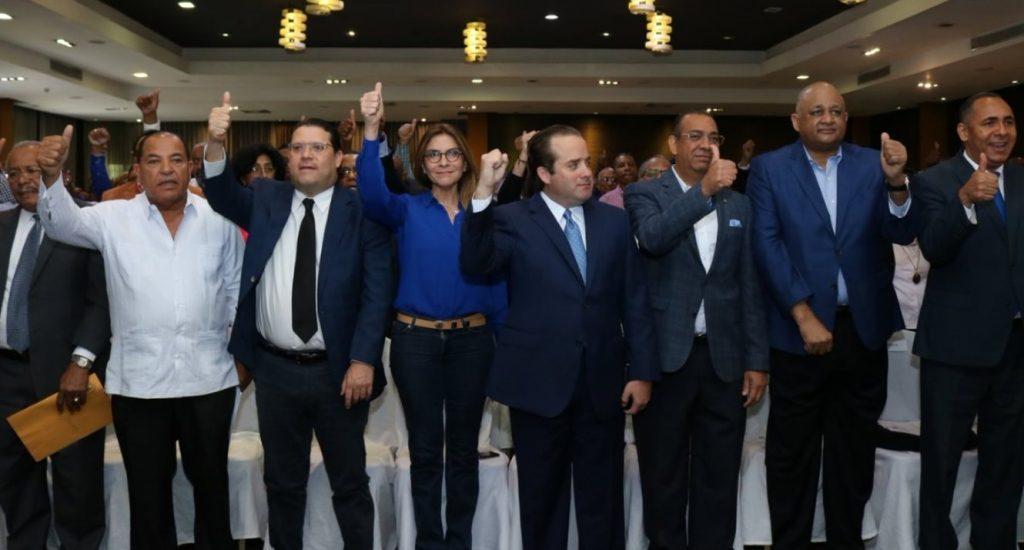 #PRM anuncia acciones contra violaciones a la institucionalidad y eventual reelección de  Medina