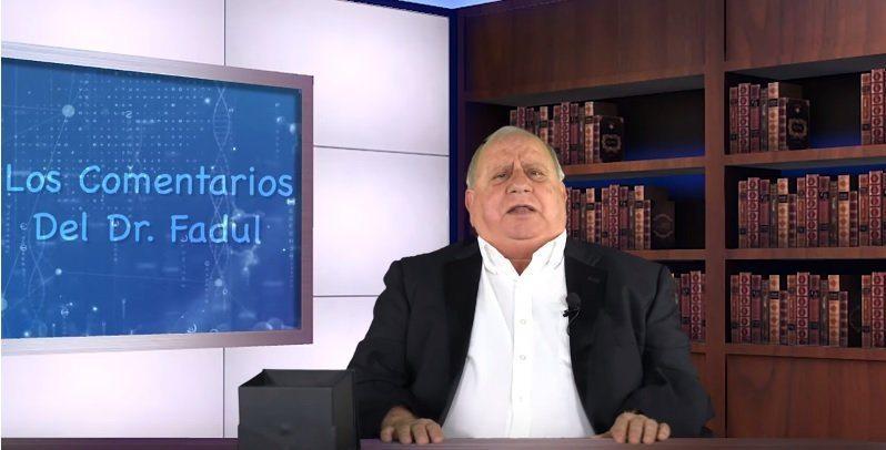 Dr. Fadul:  Yo conozco a Andrés, y quién eres tú Jean Alain?
