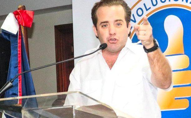 """#PRM:  Dominicanos estamos  """"jartos"""" de la corrupción, arrogancia y autoritarismo del PLD"""