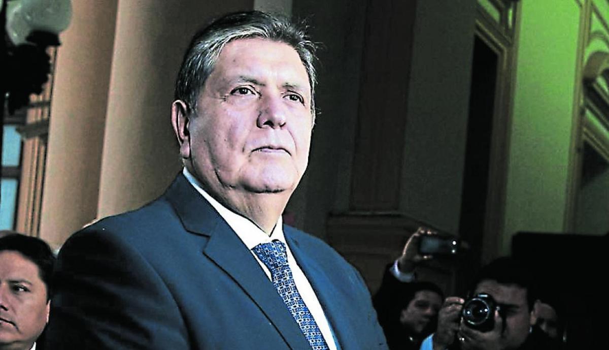 Ex-Presidente Perú Alan García se disparó en la cabeza tras enterarse de detención preliminar por caso ODEBRECHT