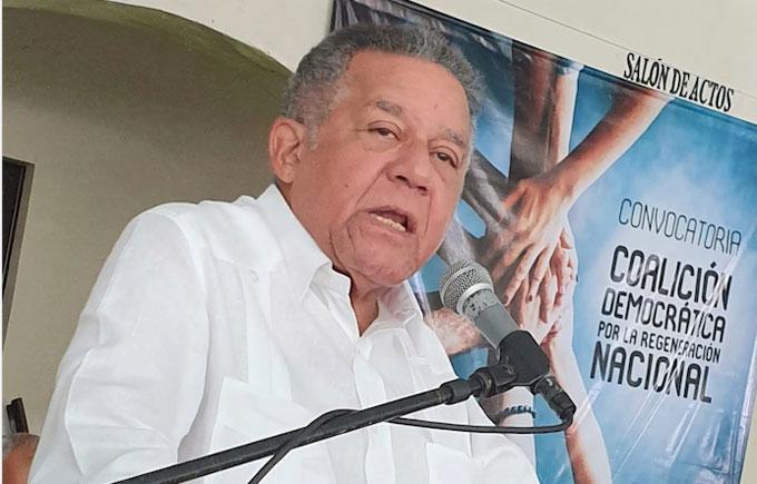 Juan Bolívar Díaz dice la República Dominicana lidera la corrupción en AL