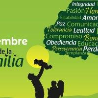 Noviembre mes de la familia. Institución de formación integral y guía de personas y ciudadanos íntegros