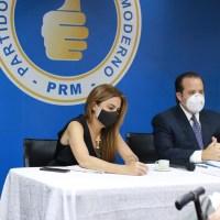 FOTOS: Dirección Ejecutiva @PRM_Oficial se reúne en Casa Nacional