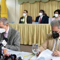 @MESCYTRD y @cmdorg firman acuerdo para fortalecer la carrera de medicina en el país