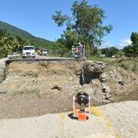 @DeligneAB #MOPC Públicas inicia construcción de puente en carretera Las Yayas-Padre Las Casas