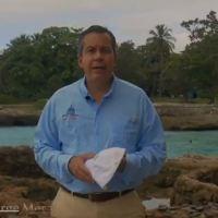 @orlandojm @PRM_Oficial @ambienterd asume compromiso recuperación y relanzamiento Parque Submarino La Caleta.