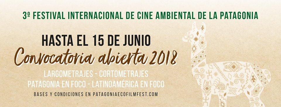 Se realizará en Puerto Madryn el Patagonia Eco Film Fest «Tercer Festival Internacional de Cine Ambiental de la Patagonia»
