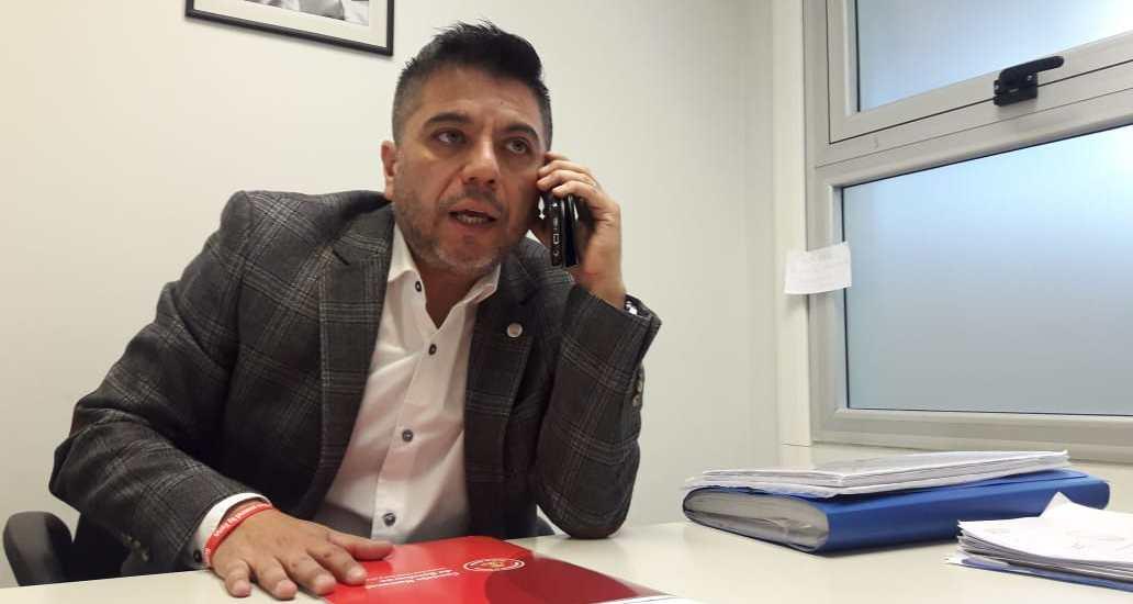 Gastón Alcucero, realizó un balance del trabajo conjunto con la saliente gestión municipal de Ricardo Sastre