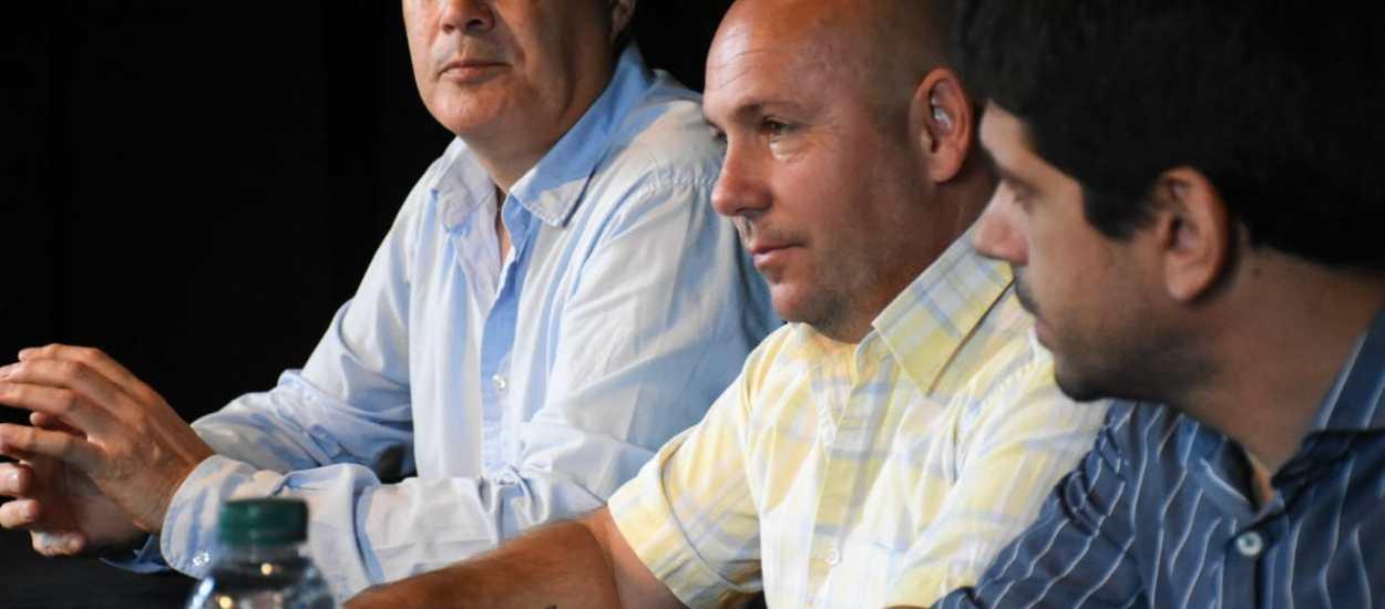 Gustavo Sastre puso en funciones al nuevo Director Municipal de Veteranos de Guerra