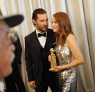 Julianne Moore y Matthew McConaughey