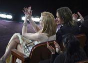 Nicole Kidman junto a su marido Keith Urban