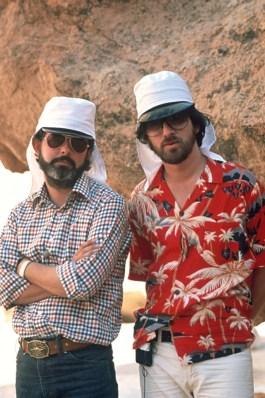 Detrás de las cámaras (Indiana Jones) (102)
