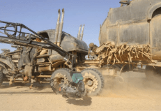 Detrás de las cámaras - Mad Max. Furia en la Carretera (11)