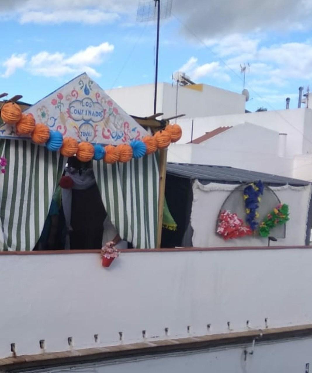 Adiós a la Feria de Mairena del Confinamiento 2020 1
