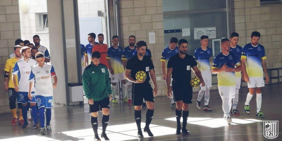 El CD Alcalá Futsal jugará el play off de ascenso a Segunda B 1