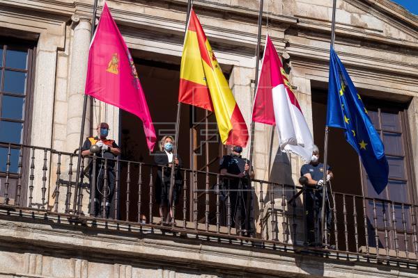 España de luto oficial