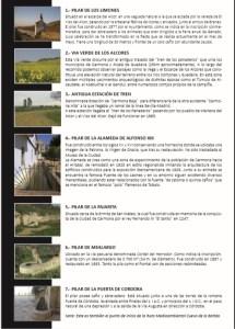 Rutas turísticas y medioambientales por Carmona a través de Google Maps 6
