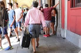 ocupacion turistica de andalucia