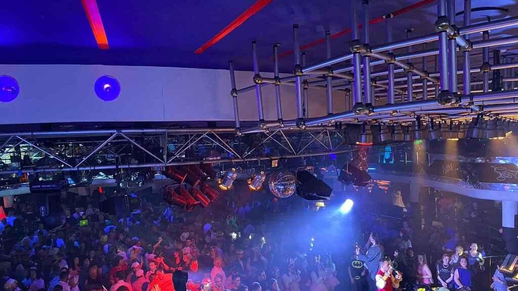terrazas y discotecas