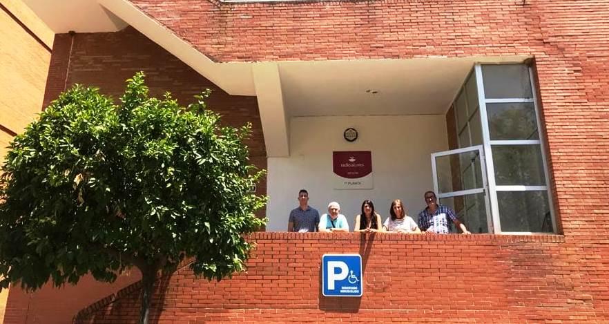 La radio municipal se traslada de la Casa de la Cultura a calle Convento