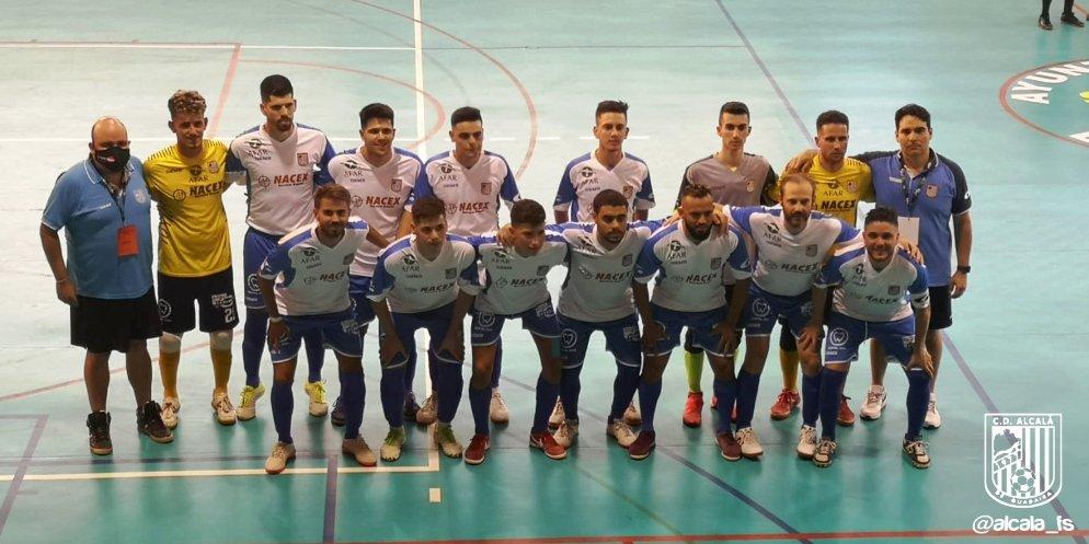 Los penaltis privan del ascenso al Alcalá FS