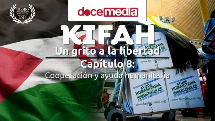 "Entrevista a Soraya Pérez directora de ""Kifah (La lucha)"" el documental premiado de docemedia 8"