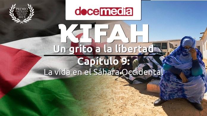 "Entrevista a Soraya Pérez directora de ""Kifah (La lucha)"" el documental premiado de docemedia 9"
