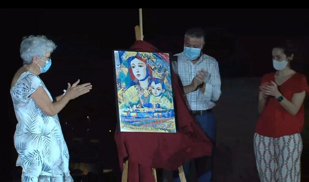 Cartel Fiestas Patronales de Constanza Gavira