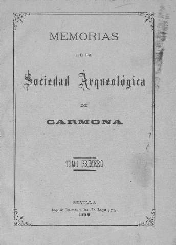 Sociedad Arqueológica de Carmona