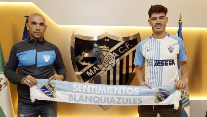 El Celta renueva a Jozabed, que jugará esta temporada cedido en el Málaga