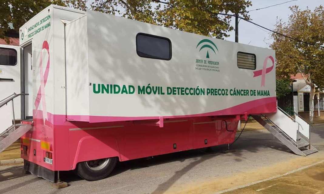 Unidad de detección precoz del cáncer de mama
