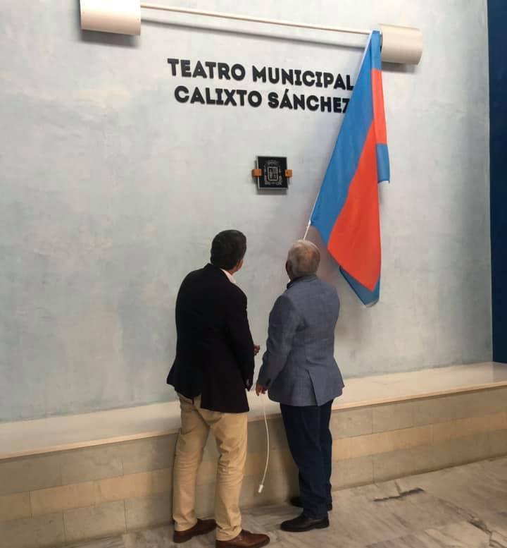 Teatro Calixto Sánchez