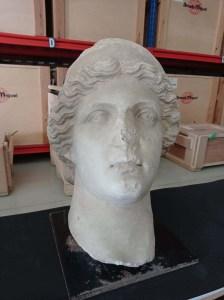 Halladas 6 piezas romanas en Osuna para el Museo Arqueológico de Sevilla 1