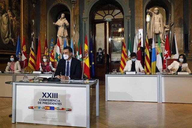conferencia presidentes sánchez