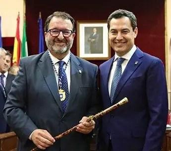 Juan Ávila, candidato a la presidencia del PP de Sevilla 1