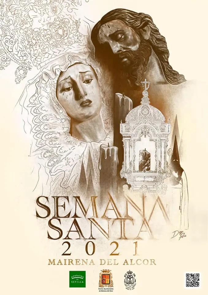 cartel de la Semana Santa de Mairena del Alcor