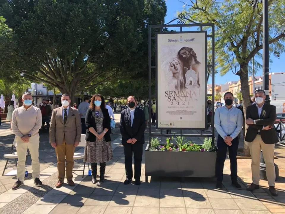 El Paseo acoge la Exposición de la Semana Santa hasta el Domingo de Resurrección 1