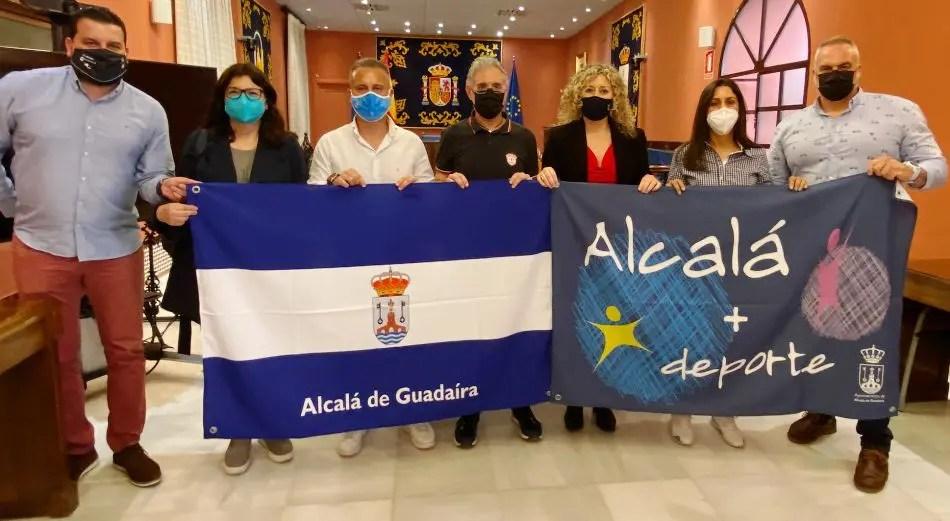 Alcalá acoge la Copa Andalucía de natación por clubes