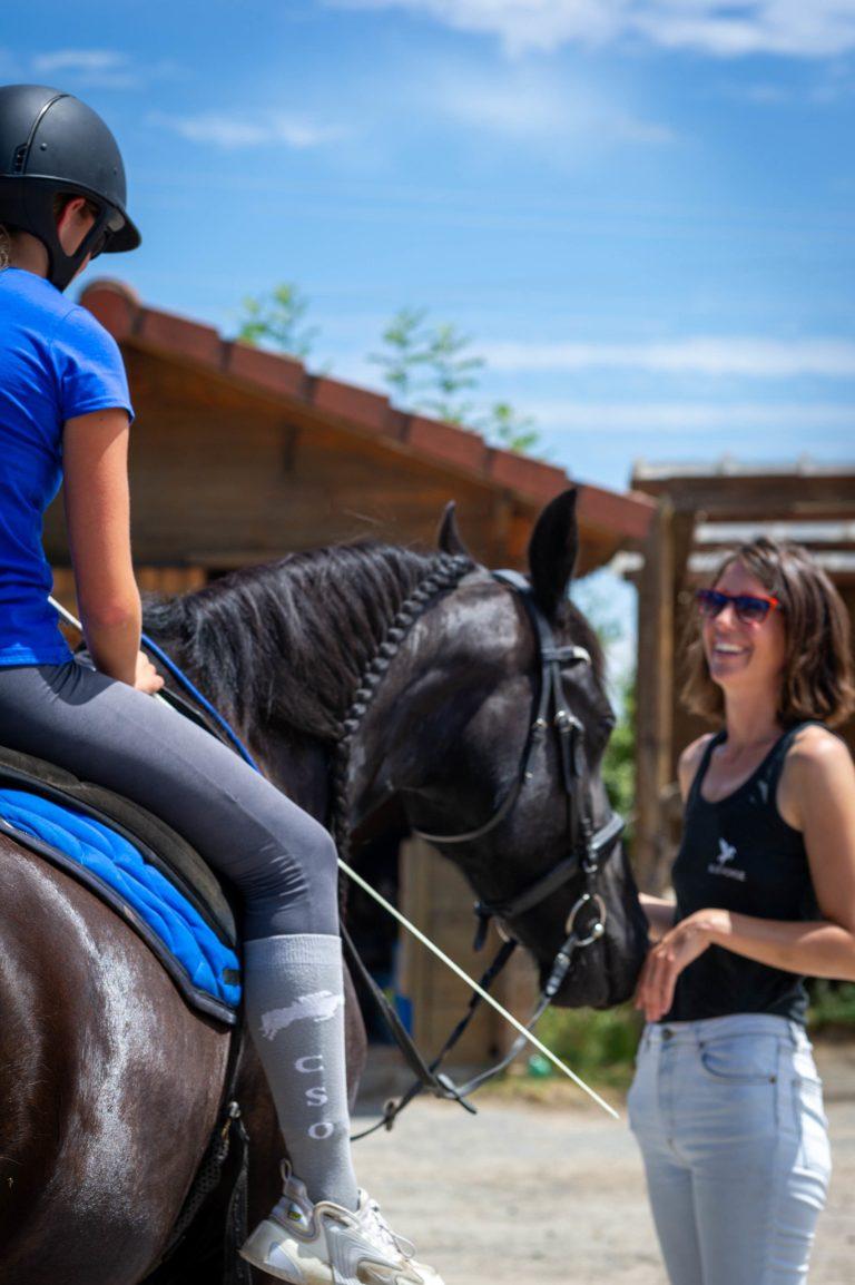 Blue Horse, la passion au service de la relation