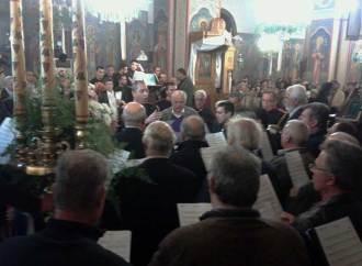 Συμμετοχή στην εορτή του Αγ. Ανδρέα στο Λαύριο