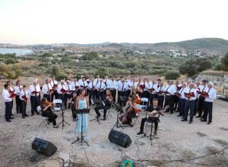 Πραγματοποιήθηκε η συναυλία – αφιέρωμα στον Φεδερίκο Γκαρσία Λόρκα στο Αρχαίο Θέατρο Θορικού με τη συμμετοχή της Χορωδίας Λαυρίου