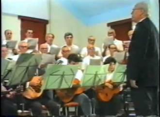 Εορτασμός των 50 χρόνων της Χορωδίας Λαυρίου-Μάιος 1989
