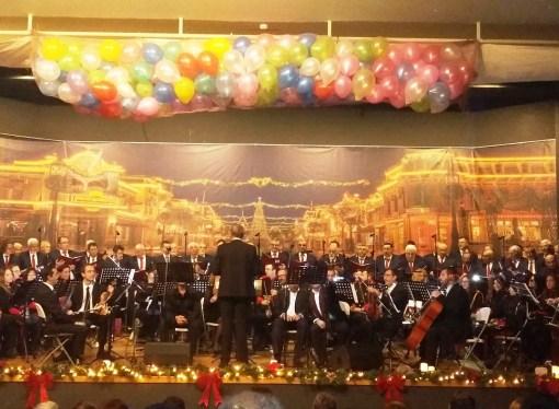 Χριστουγεννιάτικο GALA 2017
