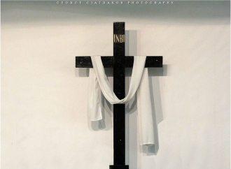 """Η Χορωδία Λαυρίου έψαλλε τον Σταυρικό Ύμνο """"Σήμερον κρεμάται"""""""