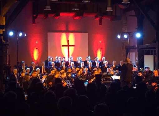 """Η Χορωδία Λαυρίου στην Πασχαλινή συναυλία """"Ω ΓΛΥΚΥ ΜΟΥ ΕΑΡ"""""""