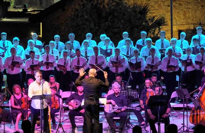 Χορωδία Λαυρίου, Άξιον Εστί