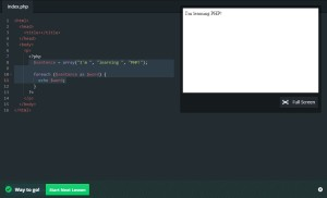 php-lesson-foreach