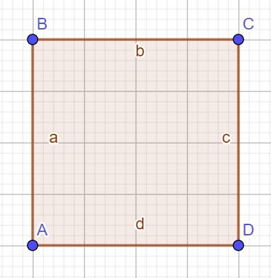 геометрия - квадрат